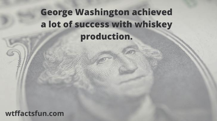 Fun Facts about George Washington