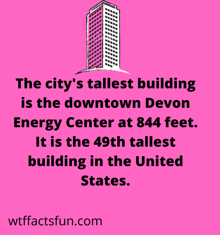Weird Facts About Oklahoma City