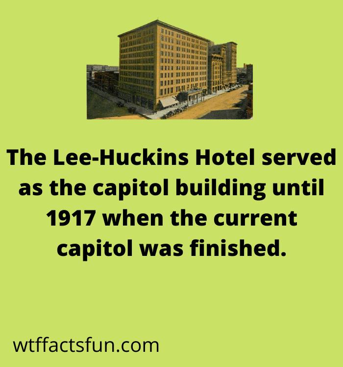 Oklahoma History Facts